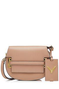 My Rockstud Leather Shoulder Bag - Valentino | WOMEN | US STYLEBOP.com