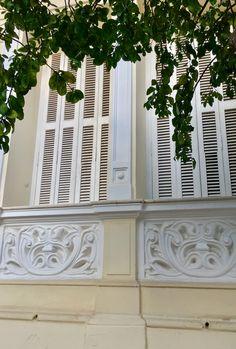 Balcones de Asunción-Paraguay
