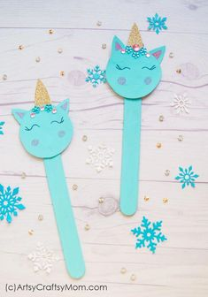 Our Popsicle Stick Unicorn Craft is the perfect way to make your holidays even more magical! With a glittery horn & rhinestones, this is one pretty unicorn! Source by artsycraftsymom Popsicle Stick Crafts For Kids, Crafts For Kids To Make, Christmas Crafts For Kids, Craft Stick Crafts, Preschool Crafts, Paper Crafts, Craft Activities, Kids Arts And Crafts, Easy Kids Crafts