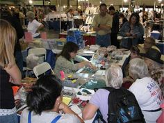 BEADING LESSONS at Select International Gem & Jewelry Shows! Join in on the FUN!!