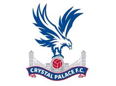 Crystal Palace FC are the only London club South Of The River Thames in the Premier League which makes them just a little bit special. They are renowned for having a very passionate and vocal fan support. Crystal Palace Football, Crystal Palace Fc, Football Team Logos, Soccer Logo, Sports Logos, Football Soccer, Soccer Teams, Football Stuff, Premier League Teams
