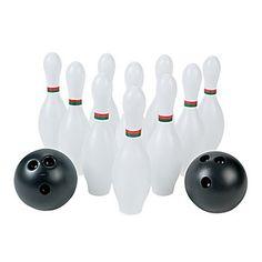 Bowling Set - Oriental Trading