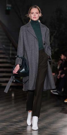 Söta bror viser klassisk skandinavisk minimalisme blandet med fargerike jakkedrømmer.