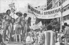 Banda de Ipanema - Década de 70.