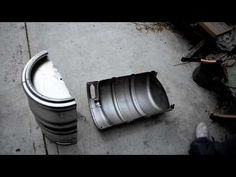 How to Build the Keg-A-Que.