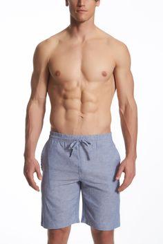 Linen Lounge Shorts