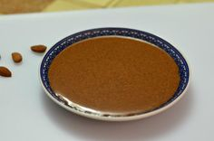 Amlou is a fabulous Moroccan spread of almonds, argan oil and honey. These step-by-step photos show you how easy it is make at home.