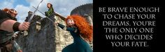 Brave (2012)   14 Remarkable Life Lessons Pixar Movies Taught You
