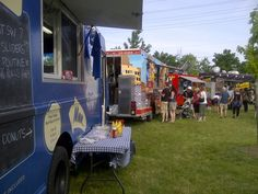 Ontario Food trucks
