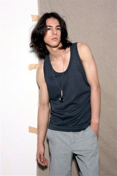 This guy is absolutely gorgeous- Lee Hyun Jae (Who'd ever think he's S.Korean)