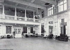 Inside the ballroom at the grand hotel Bishop Auckland, Northern England, Sunderland, Grand Hotel, The Past, Durham, Places, Monkey, Hanger