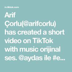 Arif Çorlu(@arifcorlu) has created a short video on TikTok with music orijinal ses. @aydas ile #ekleme Göz kırparak ile 400 K aldı ise ben emeğim karşılığını hiç almadım 😲 #arifcorlu #aydas #eyes #fy #fyp #duets #trend #powerAwesome Shape Of You, Mortal Kombat, Techno, Guys, Film, A & R, Tv, White Dogs, Musica