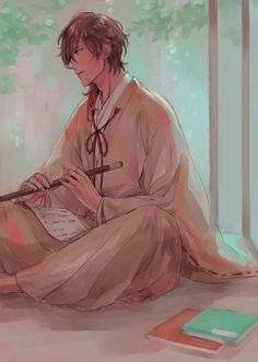 【刀剣乱舞】倶利伽羅に直垂を着せてみた【とある審神者】 : とうらぶ速報~刀剣乱舞まとめブログ~