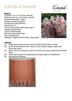 Zauberhaft-handgemacht: Anleitung 6-Eck-Boxen für Mini-Körpermilch