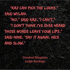 Crooked Kingdom  Leigh Bardugo
