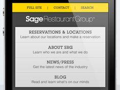 Andres Sanchez | Sage  http://dribbble.com/shots/225367-Mobile-Site-Navigation