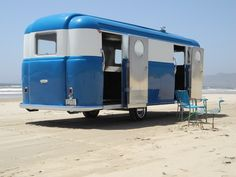 Trendy Retro Campers For Sale Summer Road Trips 30 Ideas Retro Campers For Sale, Old Campers, Vintage Campers Trailers, Vintage Caravans, Trailers For Sale, Camper Trailers, Airstream, Glamping, Tin Can Tourist