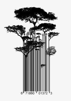 Creative graphic design, Criação De Código De Barras, Código De Barras, Design GráficoImagem PNG