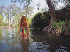 Wild #rainbow 🌈 Rainbow Swimsuit, Surfboard, Swimsuits, Youtube, Instagram, Bathing Suits, Surfboards, Swimwear, Youtubers