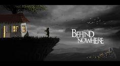 Behind Nowhere logo Game Level Design, Game Design, Pixel Art Games, Indie Games, Another World, Dark Colors, Game Art, Fantasy, Inspiration