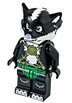 LEGO Chima - Skinnet The Skunk Minifigure LEGO http://www.amazon.com/dp/B00EPOIF5Y/ref=cm_sw_r_pi_dp_SN16tb0S3KRHJ