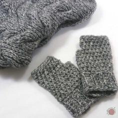Crochet Scarves, Crochet Hooks, Crochet Arm Warmers, Double Crochet Decrease, Fingerless Gloves Crochet Pattern, Crochet Abbreviations, Single Crochet Stitch, Chunky Crochet, Hand Warmers