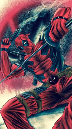 Deadpool by dimafisher Marvel Fan, Marvel Dc Comics, Deadpool Character, Deadpool Art, Deadpool Stuff, Deadpool Wallpaper, Pokemon, Comic Pictures, Spideypool