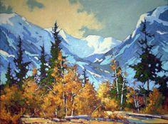 Com Art Community Amanda Jones, Canadian Art, Art Furniture, Acrylic Paintings, Community Art, Lakes, Serenity, Landscapes, Mountain