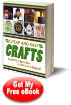 """Easy Crafts With Yarn: Make Accessories, Decor and More with Lion Brand Imagine Yarn"""" free eBook Afghan Crochet Patterns, Knitting Patterns Free, Free Knitting, Scarf Patterns, Canvas Patterns, Knitting Ideas, Knitting Projects, Lion Brand, Tabletop"""