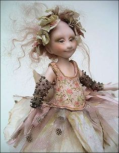 by Yvonne Flipse - sweet little doll http://artfulldelight.blogspot.com/search?updated-max=2011-04-18T09:05:00%2B02:00=15