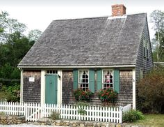 cutest little cottage. one day.