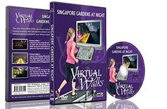 Virtual Walks Gardens at Night for indoor walking treadmill and cycling workouts * Check this awesome product by going to the link at the image. (This is an affiliate link) Running On Treadmill, Treadmill Workouts, Sore Legs, Cycling Sunglasses, Best Cardio, Deep Relaxation, Cycling Workout, Yoga Videos, Lose Belly Fat