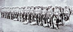 2nd Black Watch in Britain before leaving for South Africa, many of these soldiers became casualties at the Battle of Magersfontein on 11th December 1899