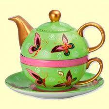 Tetera. Tea-pot