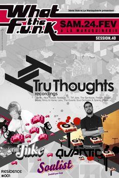 wtf#40 : Quantic & TM Juke - 24/02/2007  (by Dré)