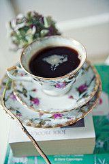 fine china coffee