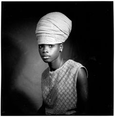 """Sory Sanlé, a West African photographer, once burned his negatives thinking no one was interested in """"old stuff."""" A French producer thought otherwise, helping him save his work in preparation for a major retrospective."""