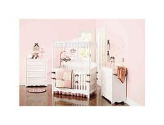 delta enchanted princess crib