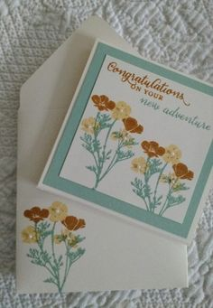 Wild About Flowers stamp set
