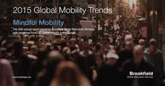2015 #Global Mobility Trends Mindful #Mobility - Key findings.