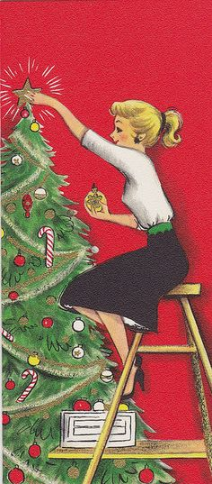 Christmas Decorating....love it!