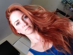 Loreal Paris, 7R- Red Penny hair color