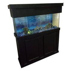 Ru0026J Enterprises Modern Birch Aquarium Stand   SHAK012 1