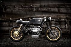 CAFE RACER | Build by Foundry Motorcycle