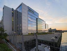 NSPI - Nova Scotia Power Corporate Headquarters WZMH Architects