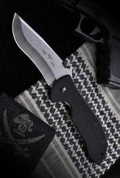 Emerson EK2200 EDC Folding Knives Folder Knife G-10 Handle Super Commander