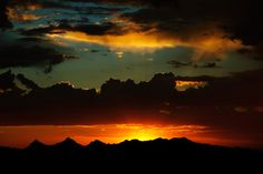 Arizona Sunsets by Scott Wood on 500px
