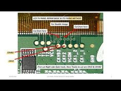 Sony Lcd Tv, Sony Led, Electronics Mini Projects, Electrical Projects, Lost Myself Quotes, Electronic Circuit Design, Computer Maintenance, Electrical Circuit Diagram, Lcd Television