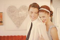 Mid Century Mod Wedding Ideas. Love. Gideonphoto.com