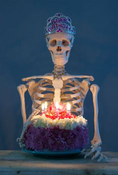 Items similar to Skeleton Photography, Custom, Birthday, Goth Birthday on Etsy Funny Happy Birthday Images, Happy Birthday Quotes, Happy Birthday Greetings, Happy Birthday Me, Funny Birthday, Birthday Msgs, Belated Birthday, Birthday Stuff, Birthday Cards